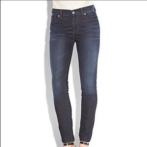 """Lucky brand """"Brooke skinny"""" mid rise jeans 4/27"""